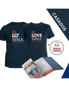 Kit The Love Walk 2019 - Casados