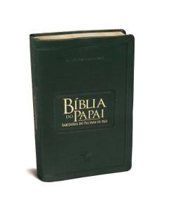 Bíblia do Pai verde capa