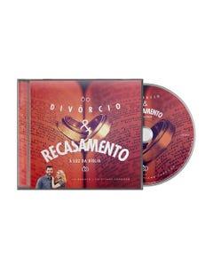 CD Divórcio e Recasamento à Luz da Bíblia de Renato e Cristiane Cardoso