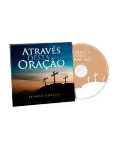 CD Através desta Oração de Sérgio Corrêa