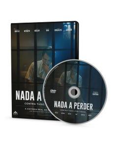 DVD Nada a Perder o Filme