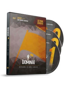 DVD triplo Dominal de Renato Cardoso capa