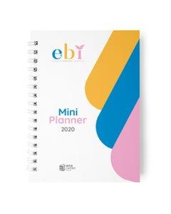Mini Planner Educadora Escola Bíblica Infantil - EBI com espiral capa