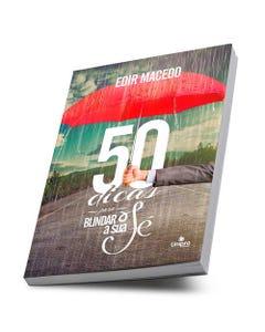 Livro 50 dicas para blindar a sua fé do Bispo Edir Macedo