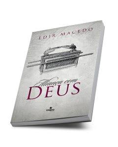 Livro Aliança com Deus do Bispo Edir Macedo