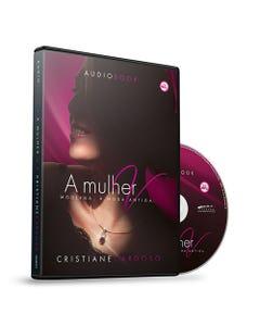 CD Audiobook A Mulher V de Cristiane Cardoso