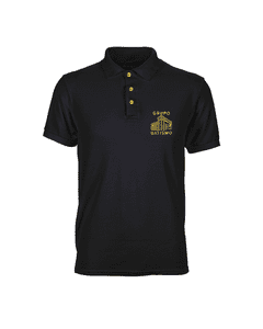 Camisa Batismo Templo - Masculina / Frente.