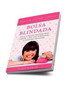 Capa do livro Bolsa Blindada de Patricia Lages