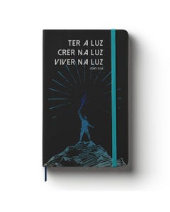 Caderneta Luz sem pauta