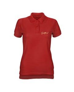 Camisa Polo GODLLYWOOD -  Vermelha