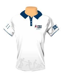 Camisa Polo Masculina Arcanjos Força Jovem Universal FJU