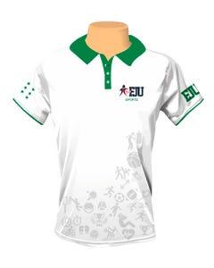 Camisa Polo Feminina Força Jovem Universal - FJU Esportes