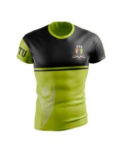 Camisa Força Teen Universal - FTU Teens verde frente
