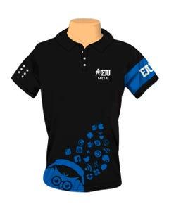 Camisa Polo Masculina Força Jovem Universal - FJU Mídia