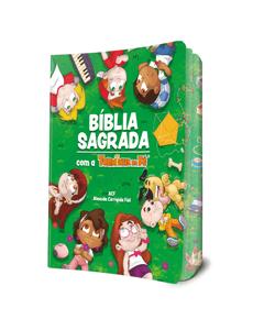 Bíblia Sagrada Turminha da Fé - Brochura
