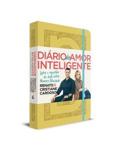 Diário do Amor Inteligente de Renato e Cristiane Cardoso capa amarela