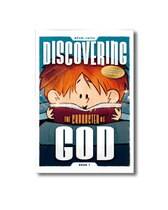 LIVRO DIGITAL - DISCOVERING THE CHARACTER OF GOD