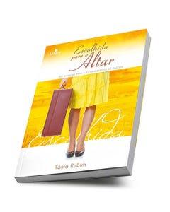 Livro Escolhida para o Altar de Tânia Rubim