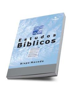 Livro Estudos Bíblicos do Bispo Edir Macedo