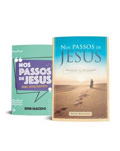 Kit Nos Passos de Jesus