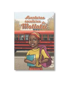 Livro Digital - Aventuras Escolares de Motlatsi