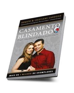 Livro Casamento Blindado de Renato e Cristiane Cardoso