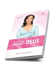 Livro O perfil da mulher de Deus do Bispo Edir Macedo