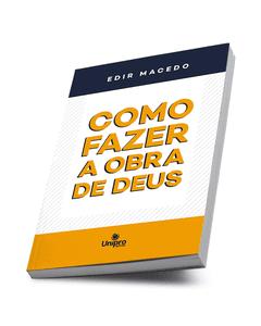 Livro Como Fazer a Obra de Deus.