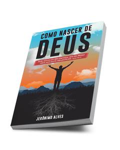 Capa do livro cristão Como Nascer de Deus de Jerônimo Alves