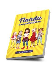 Livro Nanda e as Patricinhas.