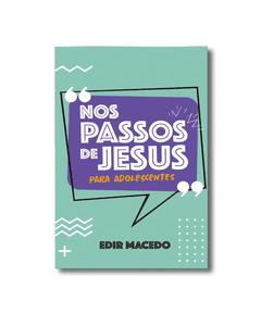 Livro Digital - Nos passos de Jesus para Adolescentes