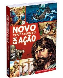 Bíblia Novo Testamento em Ação