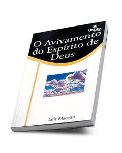 Livro O Avivamento do Espírito de Deus do Bispo Edir Macedo