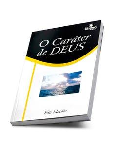 Livro O caráter de Deus do Bispo Edir Macedo