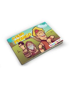 Revista O Filho Pródigo - Capa