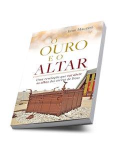 Livro O Ouro e o Altar do Bispo Edir Macedo