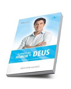 Livro O perfil do homem de Deus do Bispo Edir Macedo