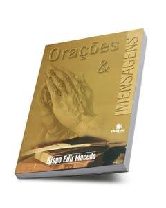 Livro Orações e Mensagens do Bispo Edir Macedo
