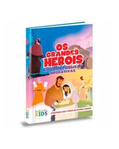 Os Grande Heróis - Histórias Bíblicas Interativas