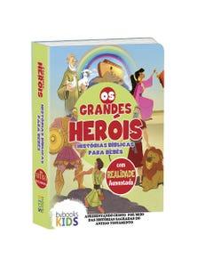 Bíblia do Bebê Os Grandes Heróis da Bíblia