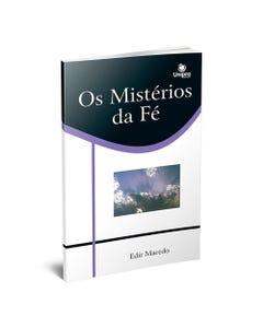 Livro Os Mistérios da Fé do Bispo Edir Macedo