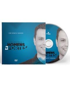 DVD Palestra Homens Mais Fortes do Bispo Renato Cardoso capa