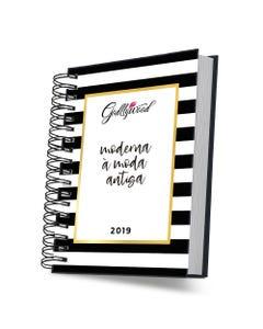 Planner Godllywood 2019 capa