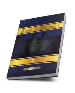 Livro Os Reis de Israel 1 do Bispo Edir Macedo