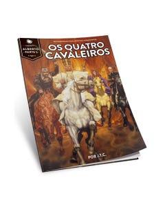 Capa da revista cristã Alberto nº 5 Os Quatro Cavaleiros