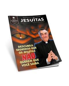 Capa da revista cristã Alberto especial Os Jesuítas