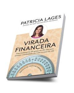 Livro Virada Financeira de Patricia Lages